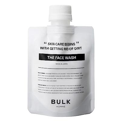 本客 BULK HOMME THE FACE WASH 洗面乳 潔顏霜 100g