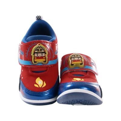 男童台灣製POLI正版羅伊款閃燈運動鞋 sa01212 魔法Baby