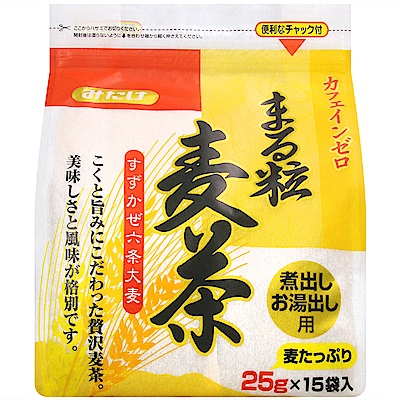 Mitake食品工業 丸粒麥茶(375g)