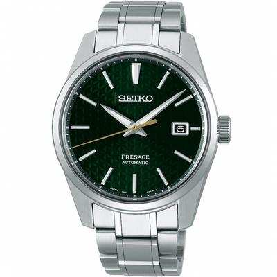 SEIKO 精工 Presage 新銳系列機械腕錶(6R35-00V0G)SPB169J1-40mm