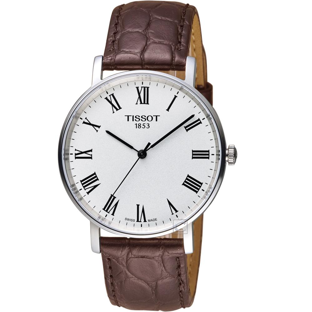 TISSOT天梭Everytime經典時尚腕錶(T1094101603300)