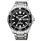 CITIZEN 星辰PROMASTER 海洋系列潛水運動流線腕錶/NY0070-83E