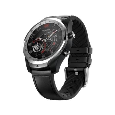 TicWatch Pro SmartWatch 旗艦級智慧手錶-銀色