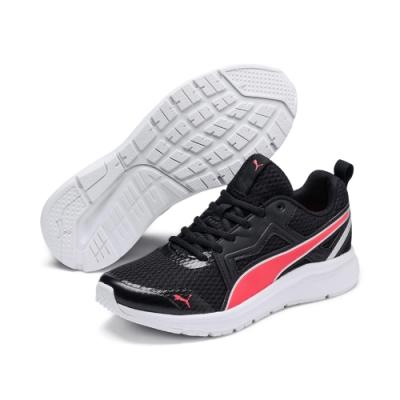 PUMA-Pure Jogger 女性復古慢跑運動鞋-黑色