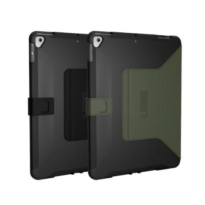 UAG iPad 10.2吋耐衝擊極簡保護殼-綠