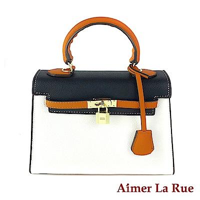 Aimer La Rue 手提側背包 鎖拉卡系列(二色)