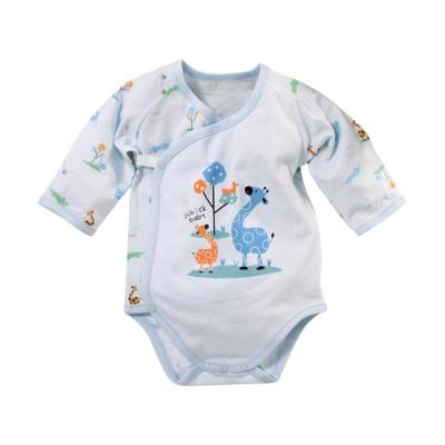 魔法Baby 台灣製薄款純棉護手連身衣 b0278