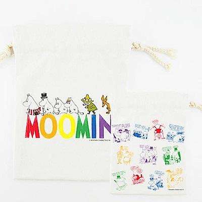 Moomin 04 Happy Family(束口袋-中)