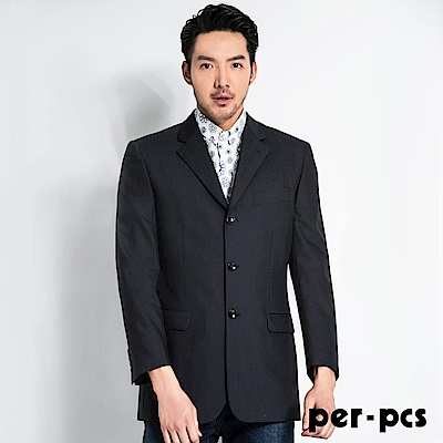per-pcs 質男入門款修身版商務西裝外套_(707506)
