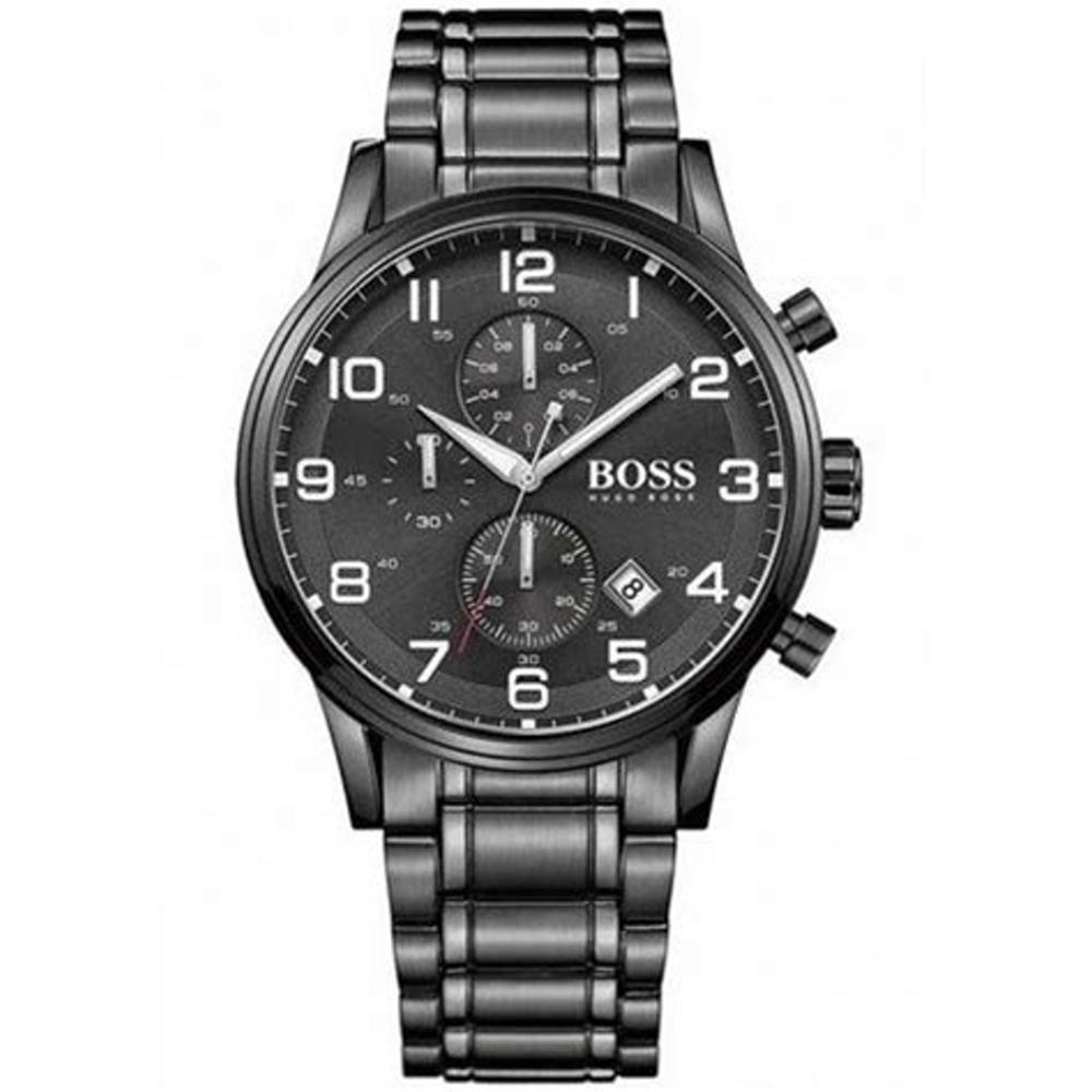 Hugo Boss Black流行時尚計時腕錶/1513180