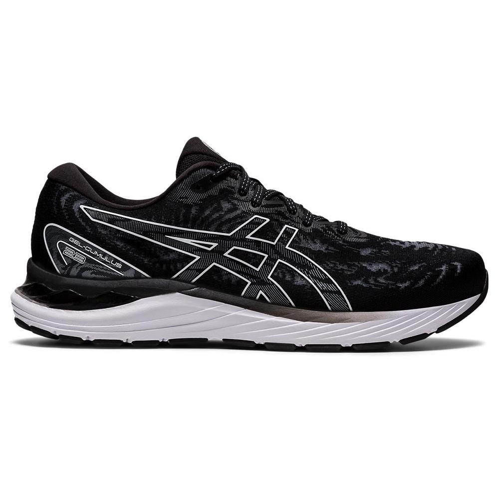 ASICS 亞瑟士 GEL-CUMULUS 23(4E) 男 跑鞋 (超寬楦) 1011B011-001