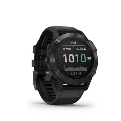 GARMIN Fenix 6 進階複合式運動GPS腕錶 血氧監測