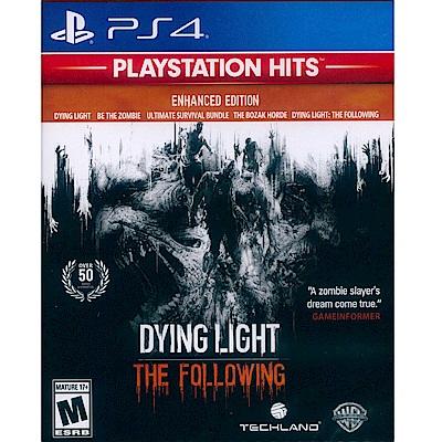 垂死之光 強化版 Dying Light -PS4 中英文美版