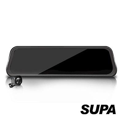 速霸 S100 觸控全屏流媒體電子後視鏡超清Full HD 1080P後鏡版