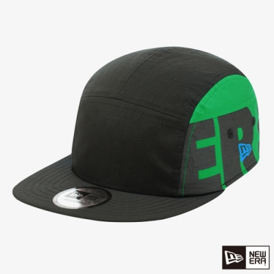 NEW ERA 五分帽 側邊雙色 NE 黑綠藍