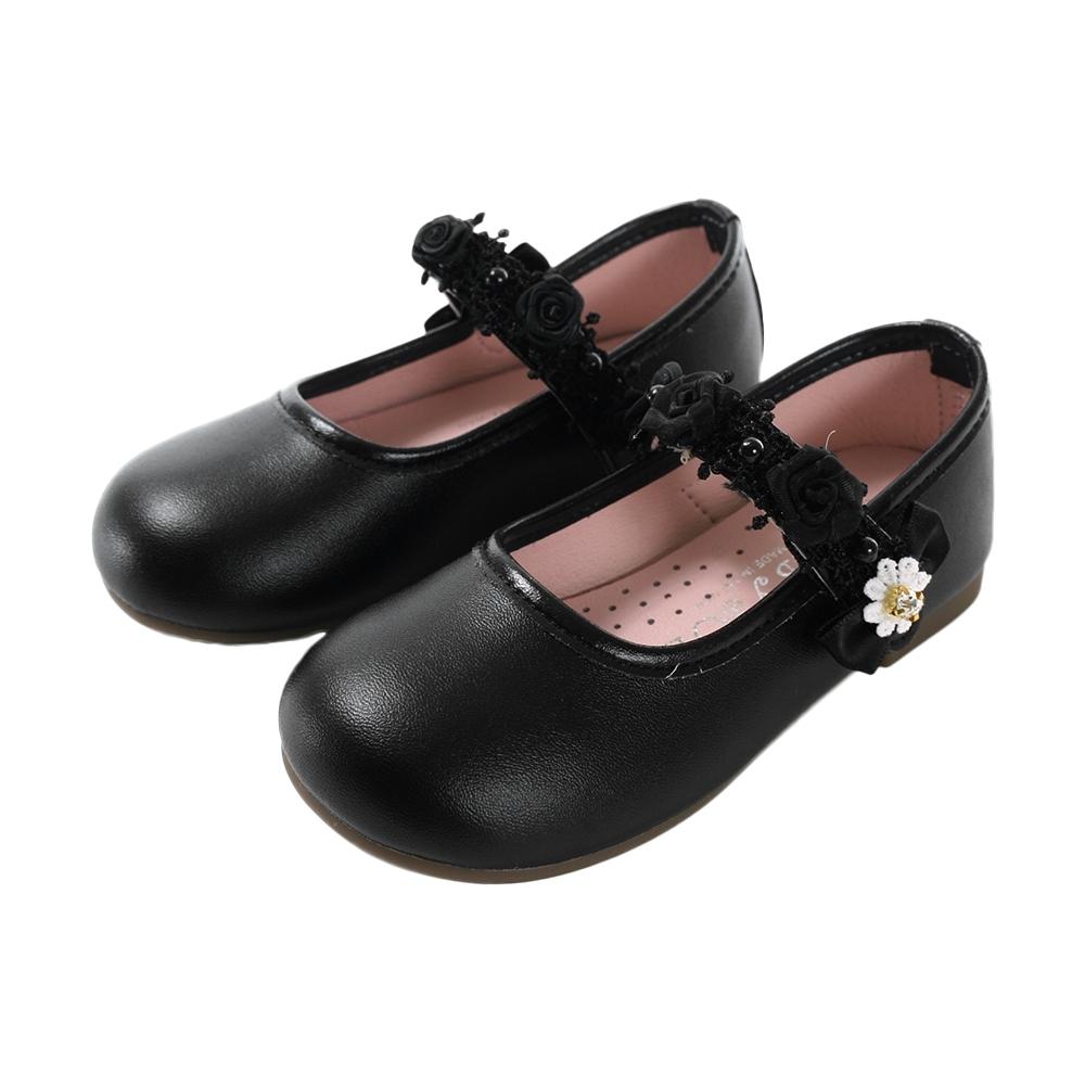女童台灣製手工娃娃鞋 魔法Baby sk0882