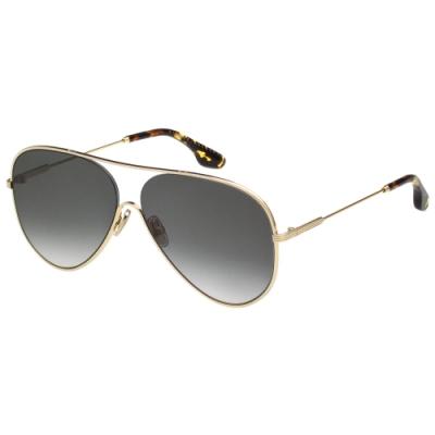 Victoria Beckham 維多利亞貝克漢 太陽眼鏡 (淡金色)VB133S