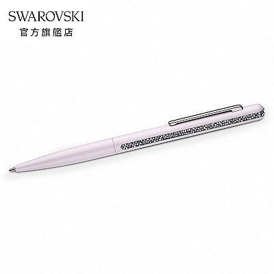 SWAROVSKI 施華洛世奇 CRYSTAL SHIMMER 石英粉水晶圓珠筆