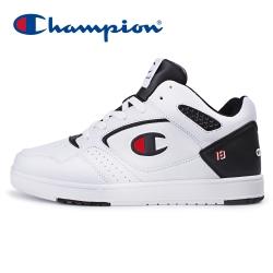 【Champion】BKB I 復古籃球鞋 女鞋-白/黑(91-1220101)