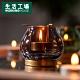 【品牌週全館8折起-生活工場】Royal古典小燭杯-灰 product thumbnail 1