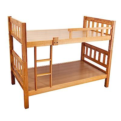 Bernice-卡特爾3.5尺實木雙層床架