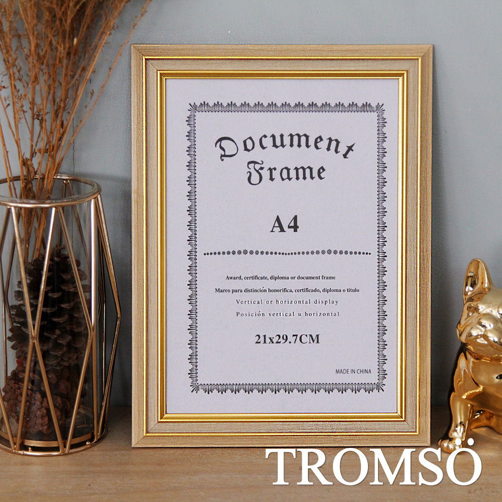 TROMSO 極致榮耀A4相框-U款