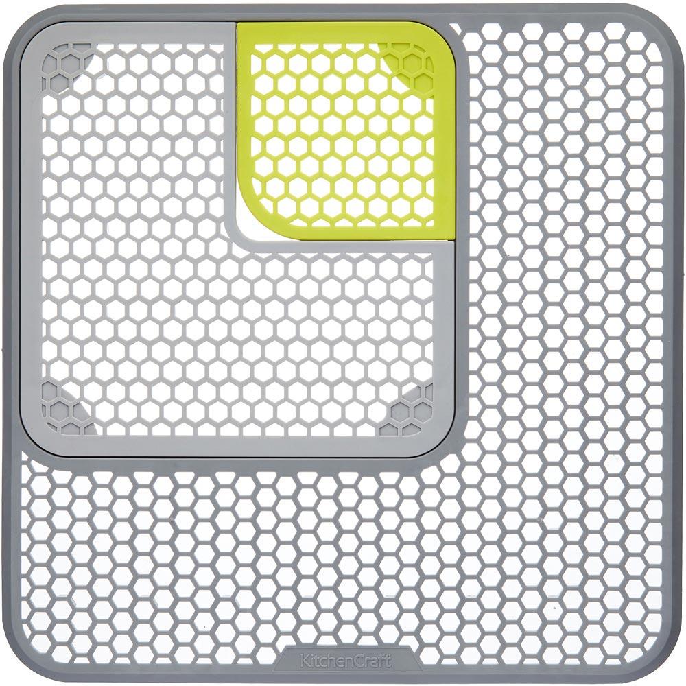 《KitchenCraft》拼接式水槽瀝水墊