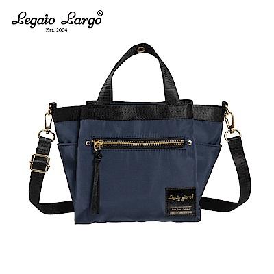 Legato Largo 兩用側背包-迷你-深藍 LT-F1054NV