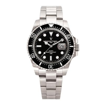 (時時樂限定)Valentino Coupeau 范倫鐵諾 古柏 陶瓷水鬼腕錶-三選一