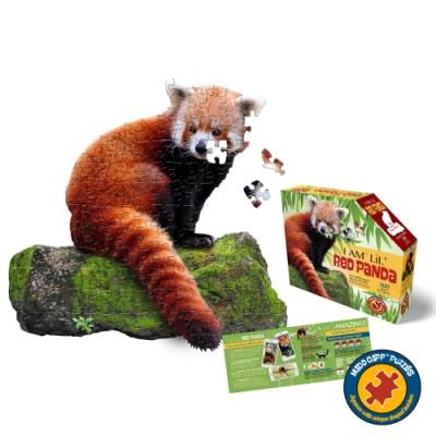 【I AM 拼圖】我是小熊貓 - 100 系列