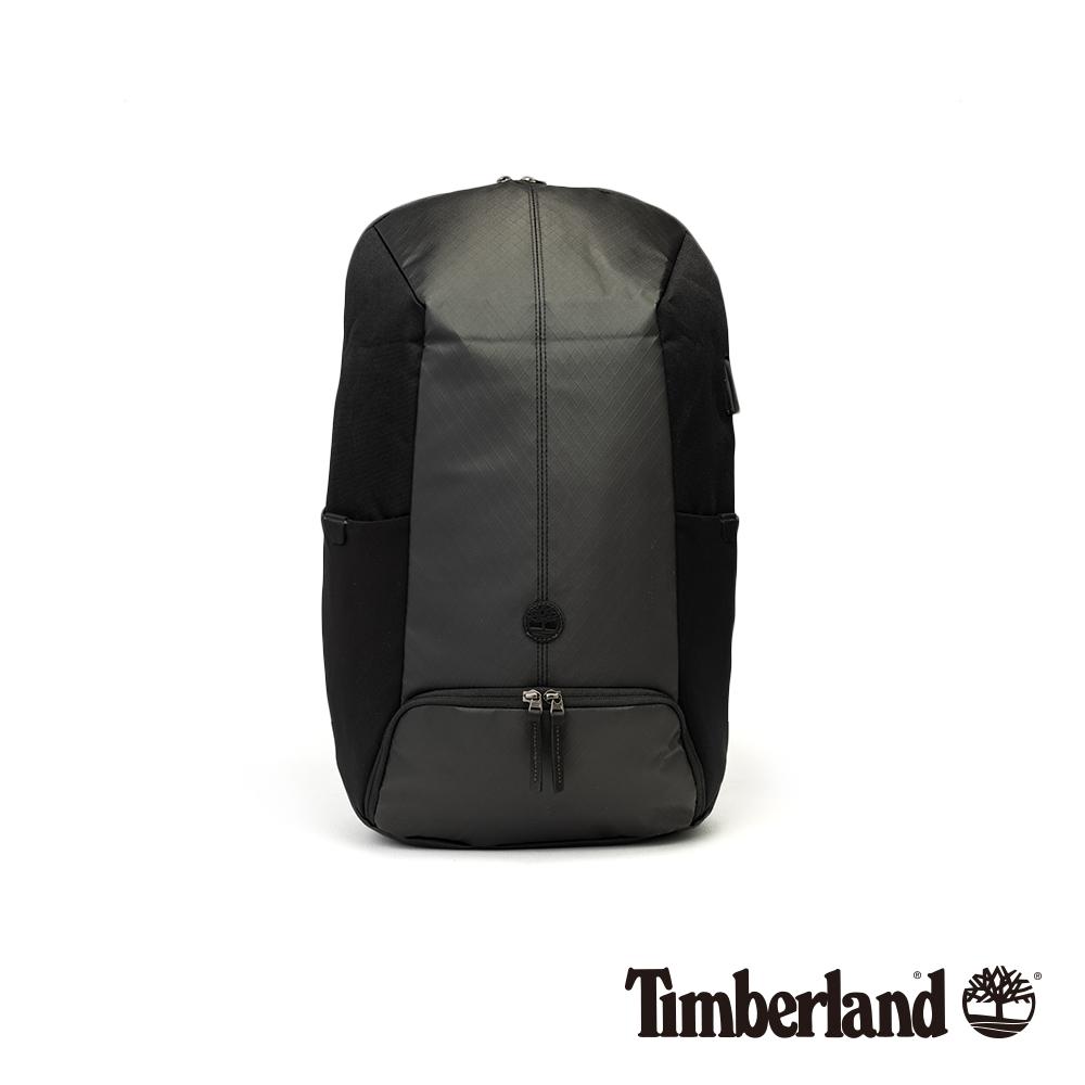 Timberland 黑色防潑水商務後背包|A1CZ3