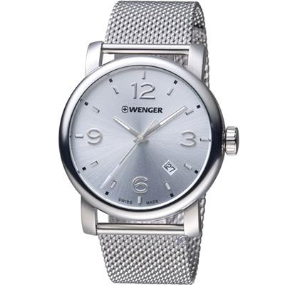 WENGER Urban 頂尖對決時尚腕錶(01.1041.126)41mm