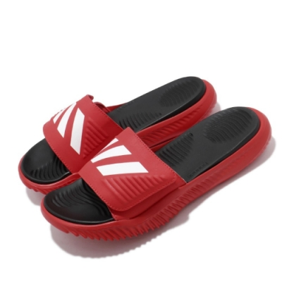 adidas 拖鞋 Alphabounce Slides 男鞋