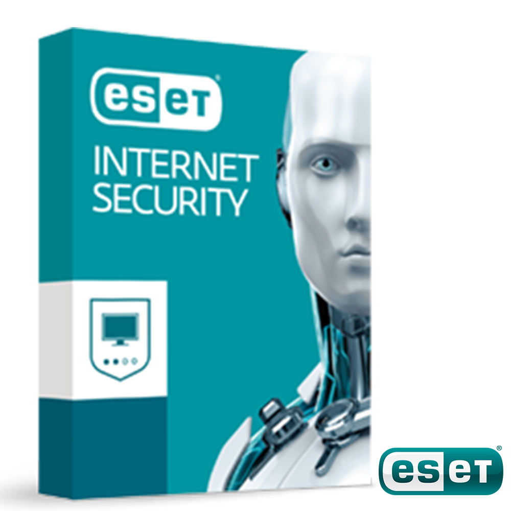 ESET Internet Security 網路安全套裝 單機三年版