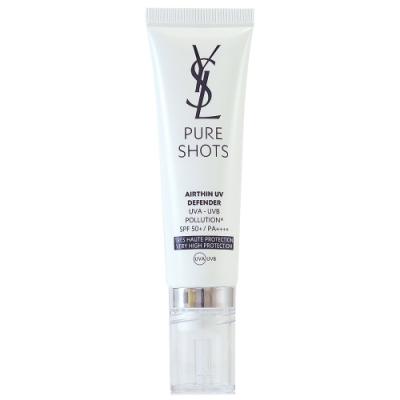 *YSL 極效活萃輕盈UV防曬凝露SPF50+/PA++++ 30ml(正統公司貨)