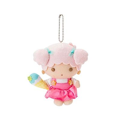Sanrio SANRIO明星夏日假期系列造型玩偶吊鍊(雙星仙子LALA)