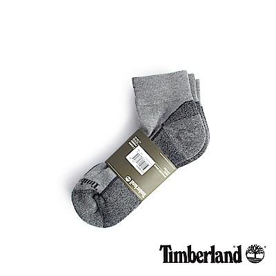 Timberland 男款黑灰透氣吸汗舒適低筒襪