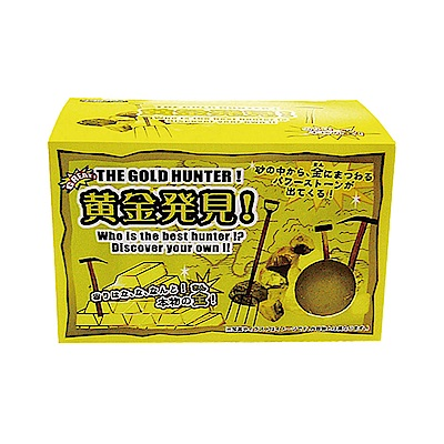 日本NOL-發現黃金趣味磚1入