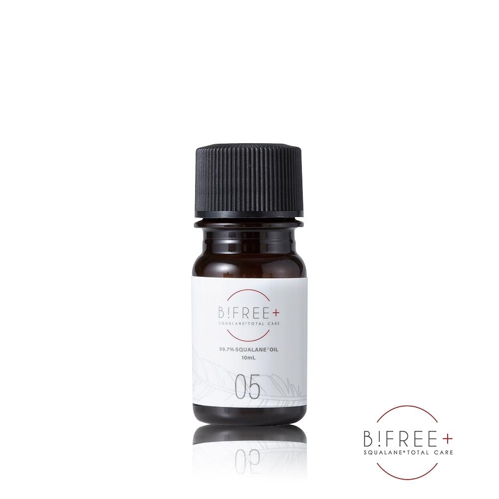 B!FREE+ 日本製角鯊烷敏弱性肌膚美容精油 10ml