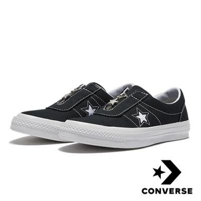 CONVERSE ONE STAR 女休閒鞋 564206C 黑