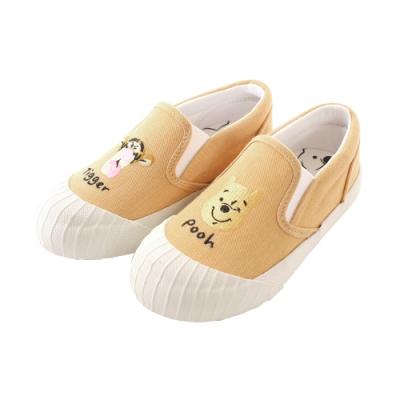 魔法Baby 女鞋 台灣製迪士尼小熊維尼正版新潮帆布鞋 sd3152