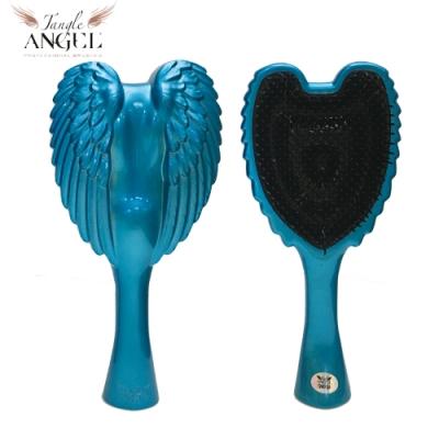 Tangle Angel 英國凱特王妃御用天使梳-土耳其藍18.7cm中型款(王妃梳 天使梳 美髮梳 梳子)