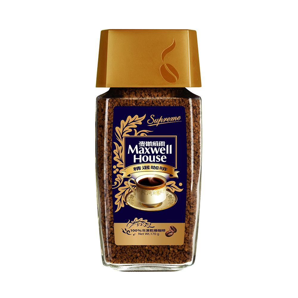 Maxwell麥斯威爾 精選咖啡(170g/罐)