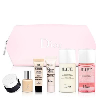 Dior迪奧 專業後台彩妝7件組