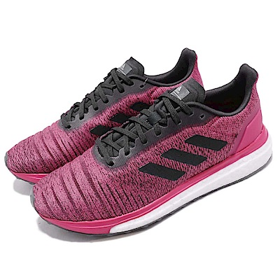adidas 慢跑鞋 Solar Drive 低筒 運動 女鞋