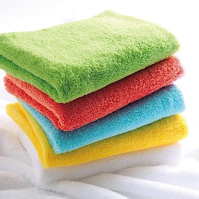 日本丸真 天使棉超柔軟快乾吸水毛巾-紅