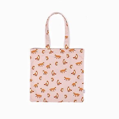 Dailylike Eco bag 北歐風環保包手提袋-06 狐狸