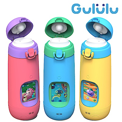 Gululu-水精靈 兒童智能水壺-Talk版(顏色任選)