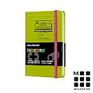 MOLESKINE 超級瑪利歐限定版筆記本(口袋橫線)-掌機