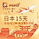 【PEKO】日本上網卡 softbank 日本網卡 日本SIM卡 15日高速4G上網 無限量吃到飽 product thumbnail 1